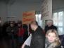 Sesja rady miejskiej. Głosowanie nad wygaszeniem mandatu prezydenta Radosława Witkowskiego
