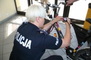 Skradziony rower łatwiej odzyskać, gdy jest oznakowany (fot. archiwum)