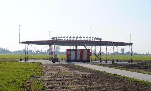 PAŻP wybudowała już na Sadkowie radiolatarnię