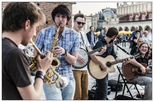 Kraków Street Band, fot. A. Fedrowicz