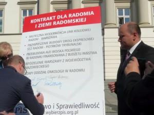 Politycy PiS postulowali wyłączenie Warszawy z Mazowsza już cztery lata temu