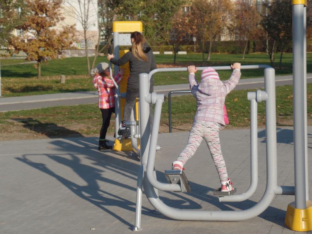 Dzięki Budżetowi Obywatelskiemu powstało już wiele nowych miejsc rekreacyjnych