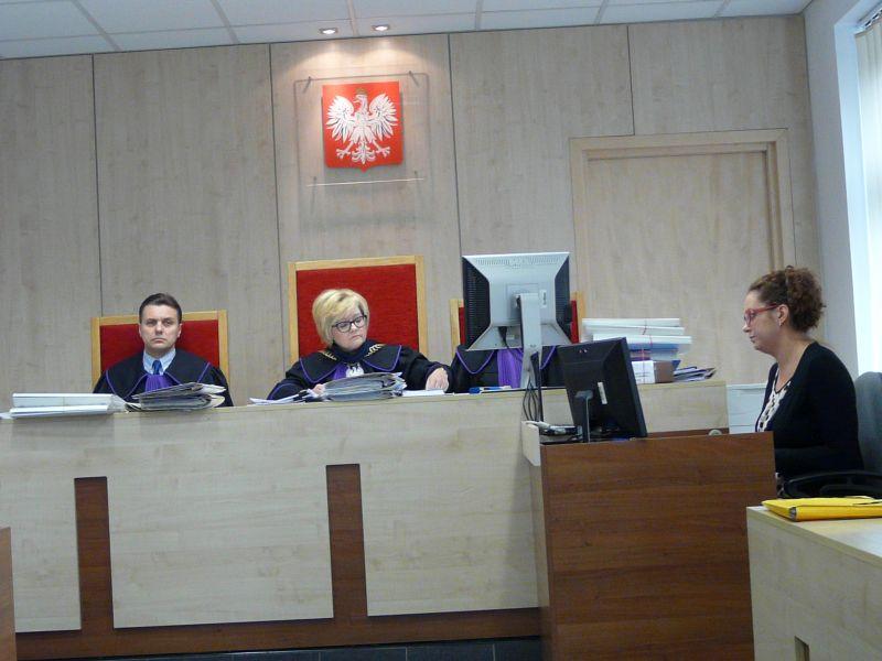 Rozprawa w WSA w Radomiu (fot. archiwum)