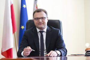 Prezydent Radomia Radosław Witkowski