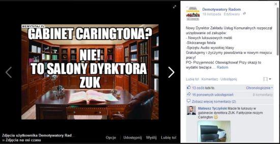 Scren Demotywatory.pl