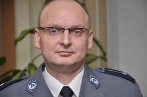 Mł. asp. Tomasz Klimek