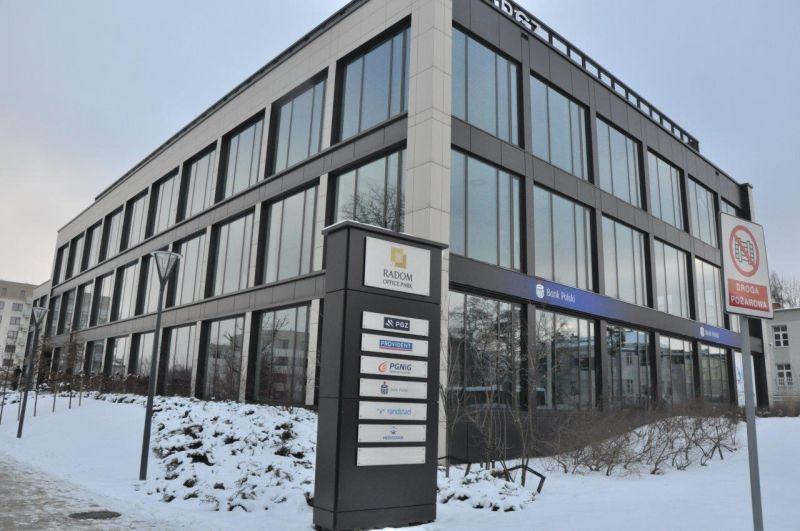 Główna siedziba spółki jest w Radomiu