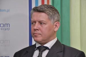 Projekt firmuje Przemysław Bednarczyk