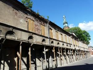 Wśród projektów dofinansowanych w Radomiu jest rewitalizacja kamienicy Deskurów