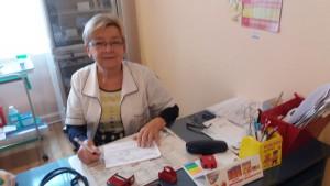 Dr Szcześniak-Mazur zachęca do wykonania szczepień