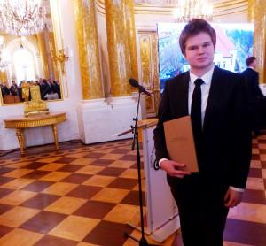 Maciej Bałenkowski (fot. archiwum rodzinne)g