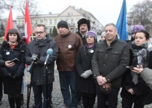 Organizatorzy zapraszają na kolejną manifestację
