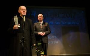Za 2016 rok nagrodę Św. Kazimierza otrzymał ks. Poniewierski