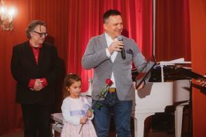 Jarosław Krzyżanowski wspiera muzeum od siedmiu lat