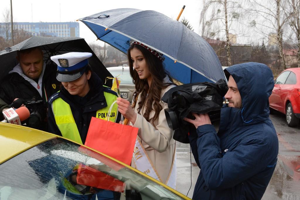 Kierowcy byli zaskoczeni widokiem najpiękniejszej Polski