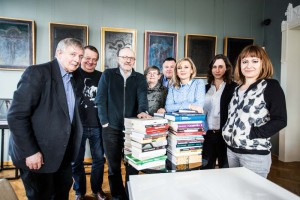 Kapituła Literackiej Nagrody im. Witolda Gombrowicza