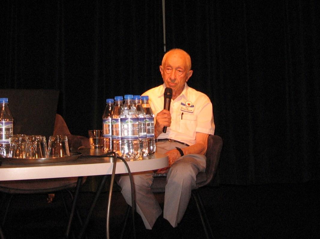 Samuel Birenbaum opowiadał o losach swojej rodziny