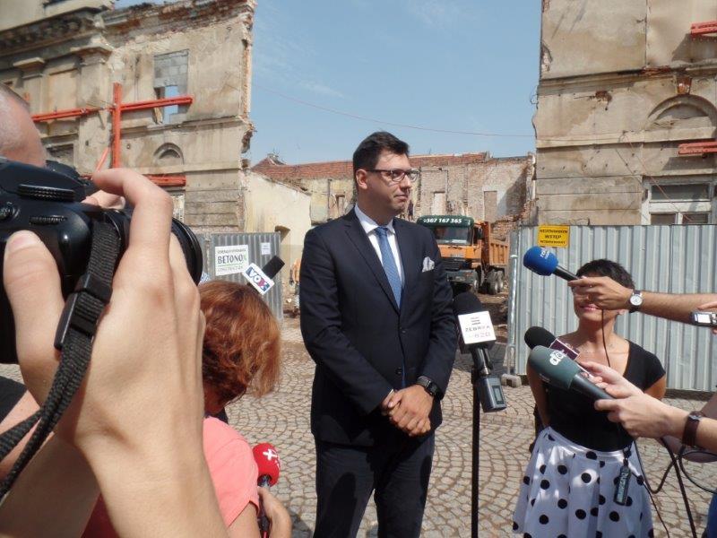 Wiceprezydent Frysztak apeluje o przynoszenie pamiątek