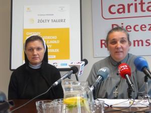 """Siostry Michalitki bardzo chwalą """"żółty talerzyk"""""""