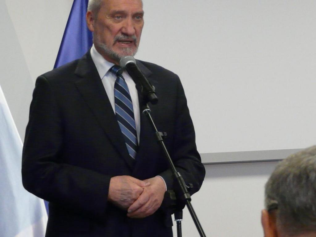 Minister Macierewicz potwierdził, że w Radomiu powstanie nowa siedziba GGZ