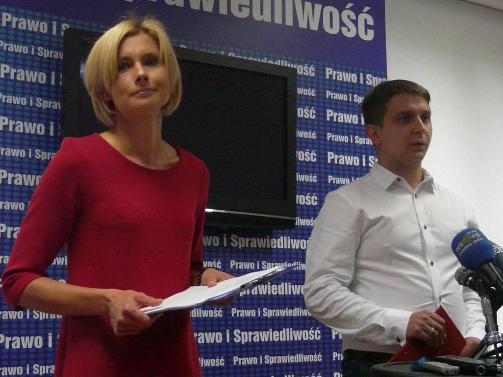 Kinga Bogusz i Karol Gutkiewicz