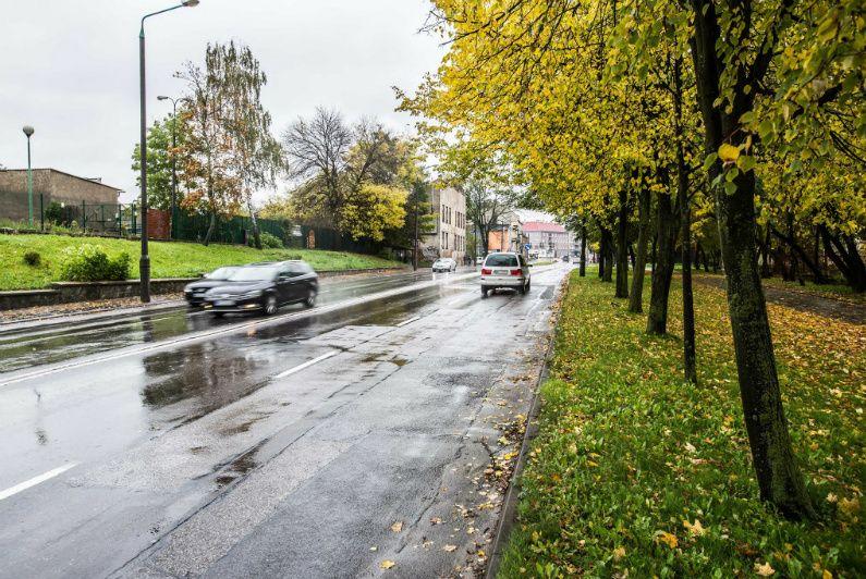 Narutowicza będzie przebudowywana (Fot. UM Radom)