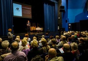 Założenia programu przedstawiono na spotkaniu w Resursie (fot. UM Radom)