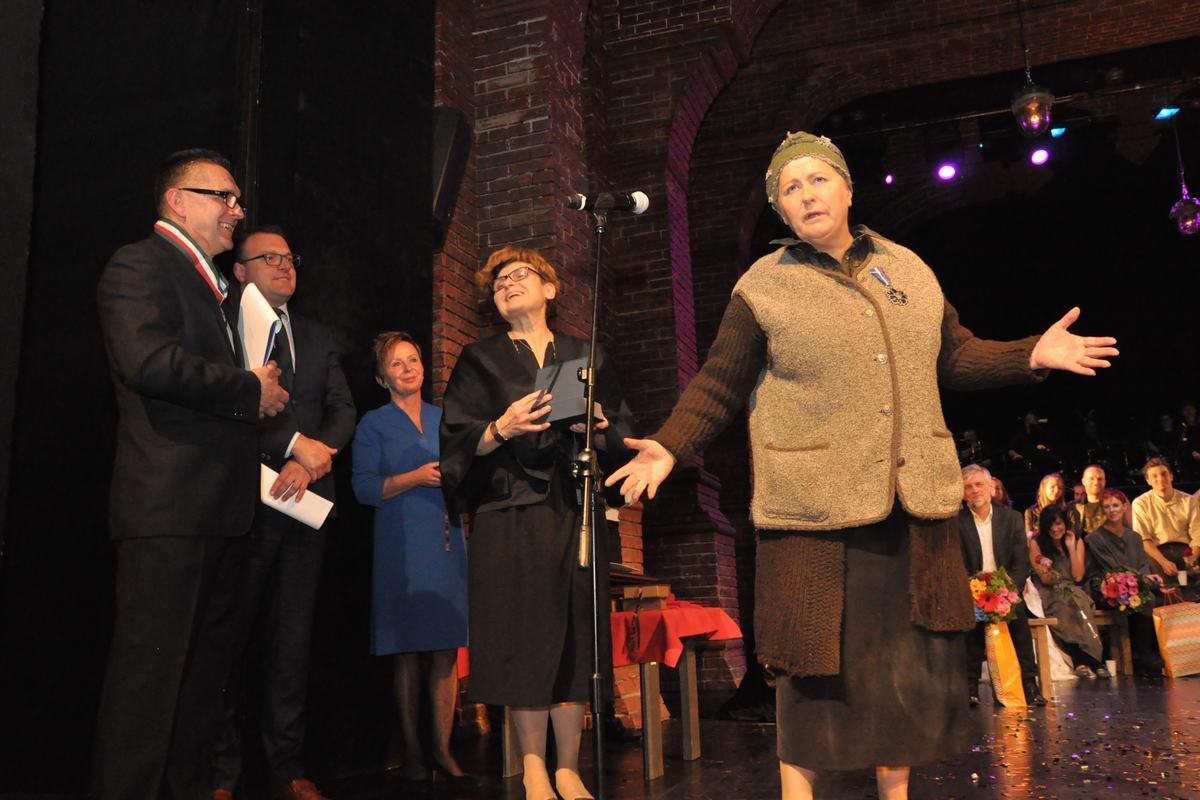 Danuta Dolecka gra na radomskiej scenie od 35 lat