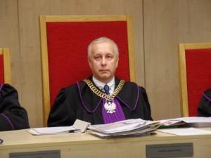 O tym, czy sędzia  Wroczyński pozostanie w składzie orzekającym zdecyduje NSA