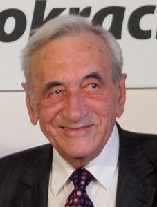 Tadeusz Mazowiecki (fot. Wikipedia)