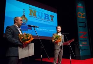 Nagrodę odebrali reżyserzy filmu – Piotr Buczak oraz Paweł Puton