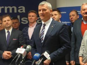 Rafał Rajkowski: jesteśmy silni jak nigdy dotąd