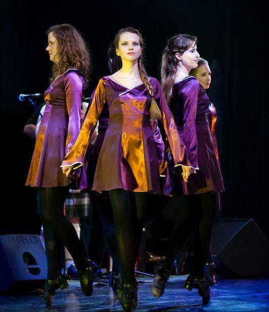 Tuatha & Ellorien Dance
