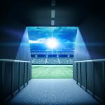 stadium tunnel