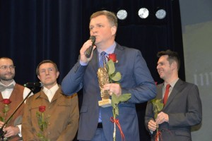 Adam Duszyk, laureat Nagrody za