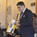Wiceprezydent Frysztak na sesji rady miejskiej