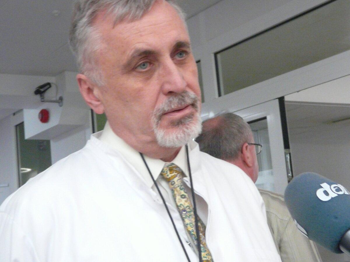Prof. Tadeusz Pieńkowski