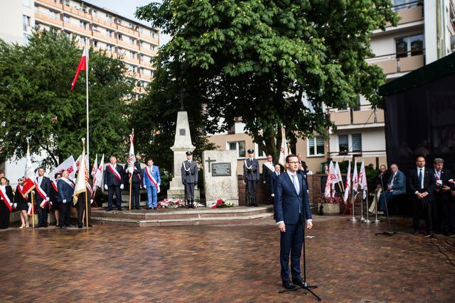 To nie jest dobre miejsce na pomnik - uważaj komitet jego budowy (na zdjęciu podczas ubiegłorocznych uroczystości rocznicy Czerwca'76)