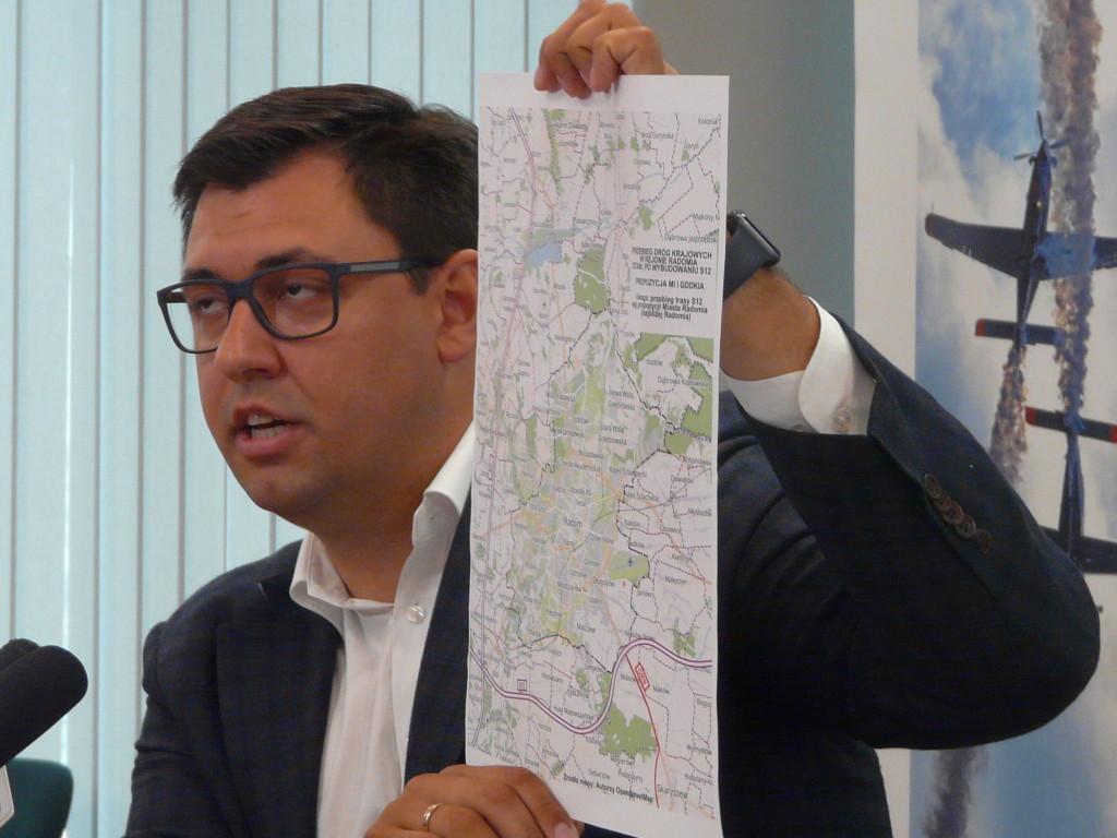 Wiceprezydent: Chcemy, by w Radomiu pozostały drogi o statusie krajowych