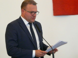 Prezydent Radosław Witkowski