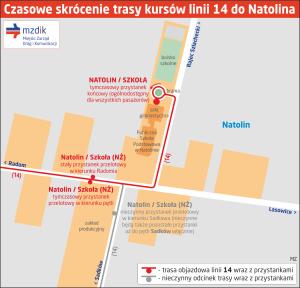 Objazd-Natolin-Szkola