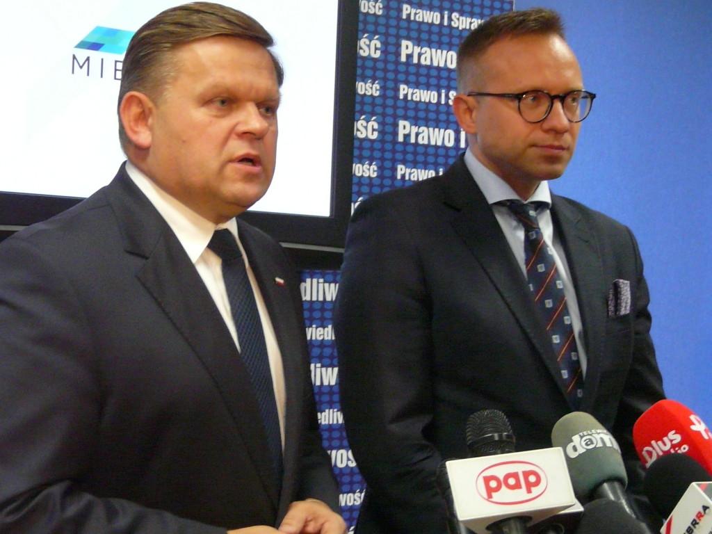 Wojciecha Skurkiewicza w kampanii na prezydenta Radomia