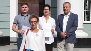 Radni PO chcą odwołania Wójcika