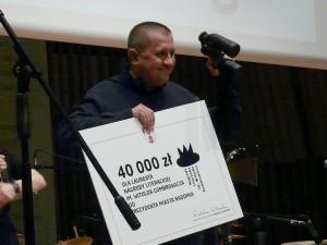 Marcin Wicha, laureat Nagrody Literackiej im. Witolda Gombrowicza