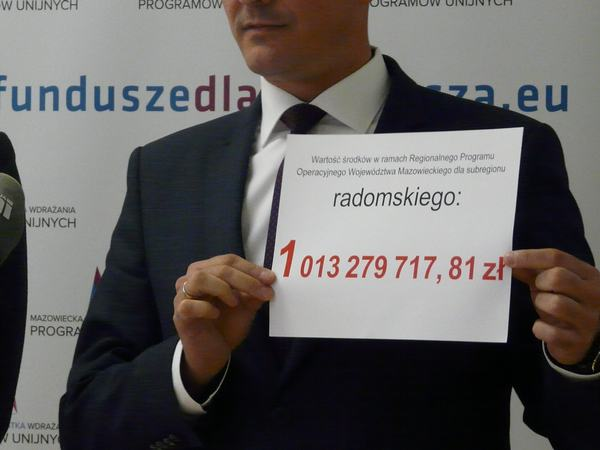 Rajkowski: liczby nie kłamią