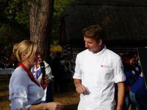 Karol Okrasa tradycyjnie przewodniczy kulinarnemu jury