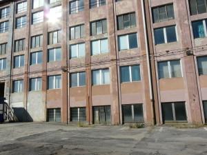 Biurowiec miał powstać w miejscu dawnej siedziby Fabryki Broni