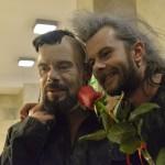 Aktorzy teatr Witkacego byli grąco oklaskiwani