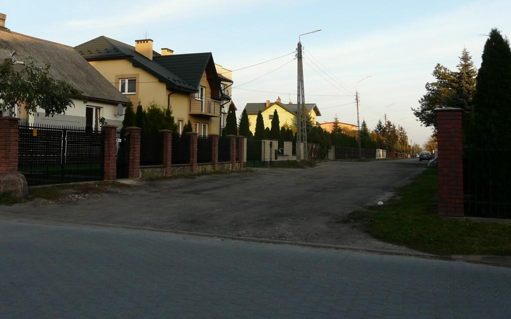 Ulica doczeka się asfaltu