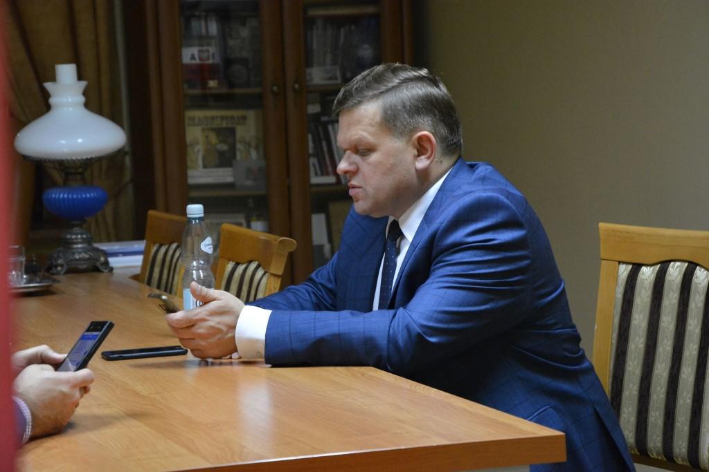 Wojciech Skurkiewicz nie komentuje na razie napływających wyników